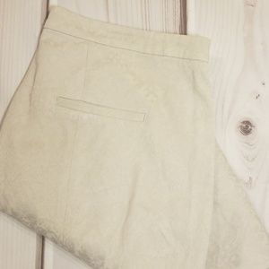Zara Basic Brocade Pant Size XL